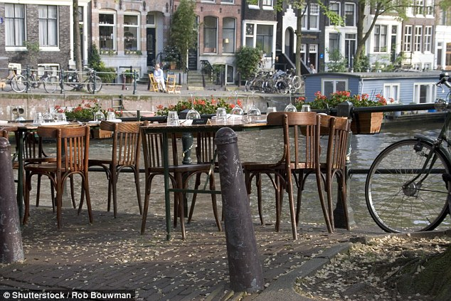 Find out about the best hidden places to dine out in Amsterdam
