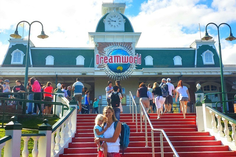 Dreamworld, Gold Coast, Australia