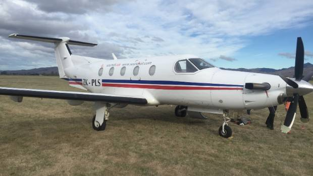 Sounds Air's Pilatus PC12 service from Westport has been a hit with local mayor Garry Howard, but he wants Air NZ to ...