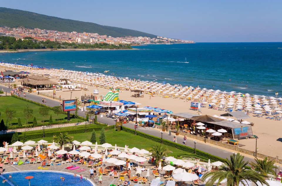 Sunny Beach is the place for deals on all-inclusive packages this summer