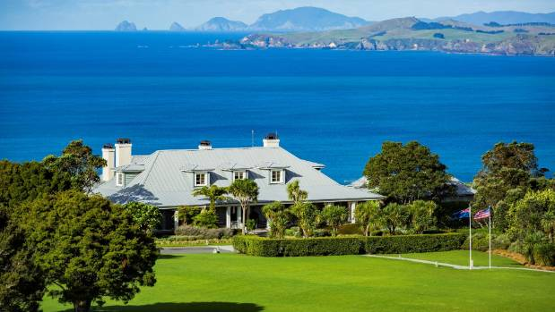 "Kauri Cliffs is hosting a ""salute to New Zealand yachting greats"" from September 7-9."