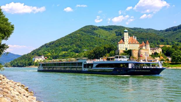 In Europe, river cruises take you through the heart of many cities, towns and villages.