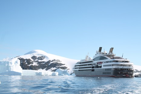 APT - le-boreal Antarctica