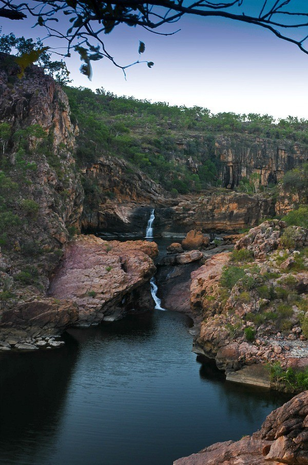 Koolpin Gorge, Kakadu National Park, Australia