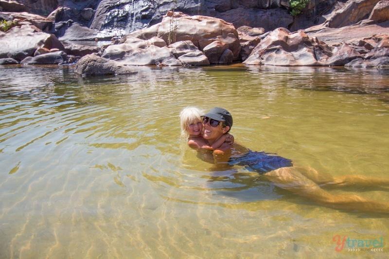 Gunlom Falls - Kakadu National Park, Northern Territory, Australia
