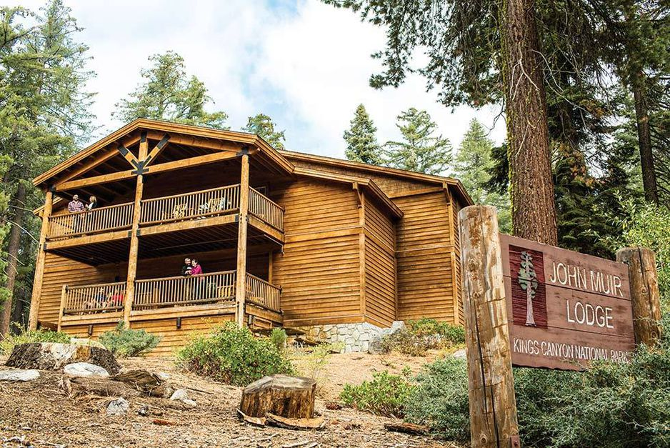 Last-Minute Deal! John Muir Lodge At Kings Canyon National Park From $124 - 4