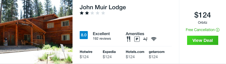 Last-Minute Deal! John Muir Lodge At Kings Canyon National Park From $124 - 9