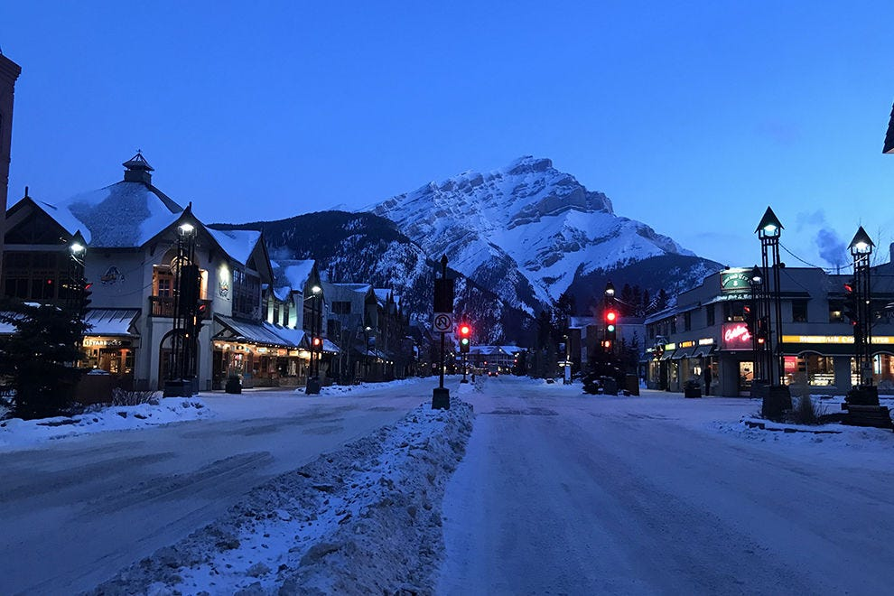 Banff is a postcard-pretty mountain town with an exceptional food scene