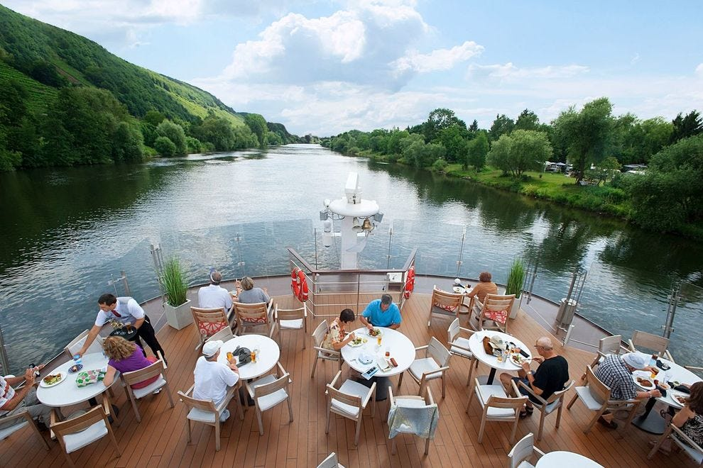 Viking has a fleet of more than 60 river ships