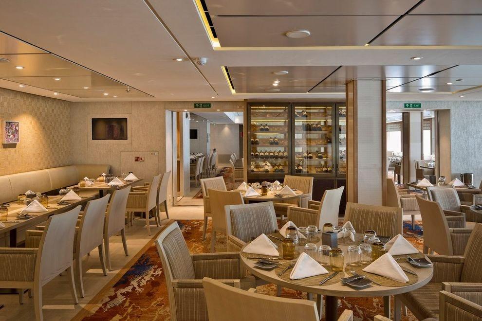 Viking Sea brings global flavors onboard