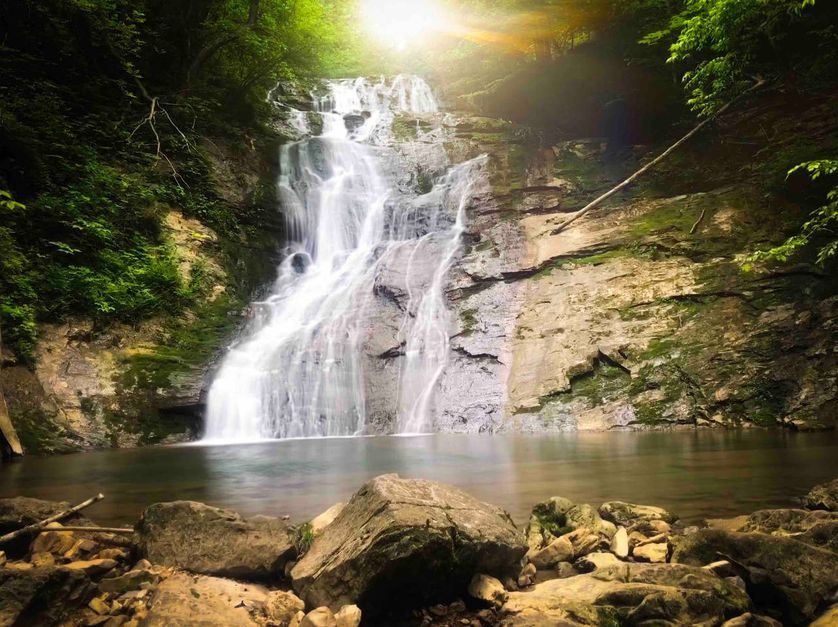 Weekend Waterfall Glamping in Tennessee from $87 - 2
