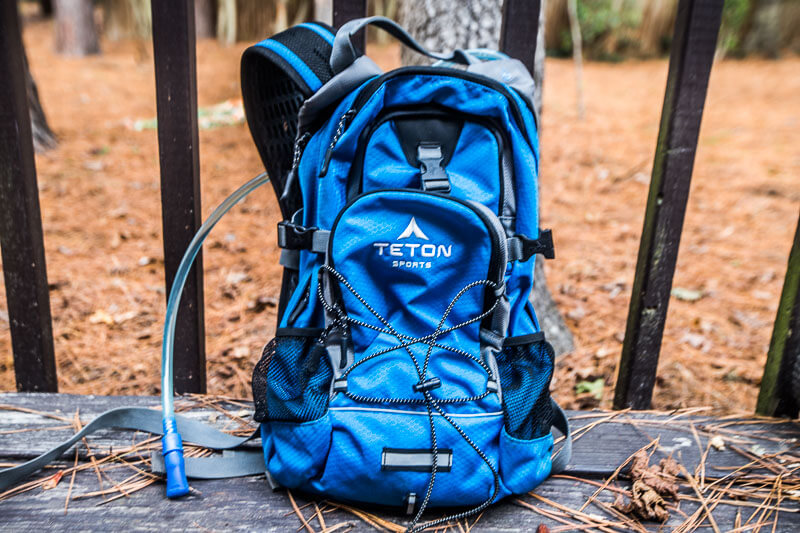 Hydration Hiking Backpack for Kids