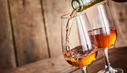 Spanish sherry