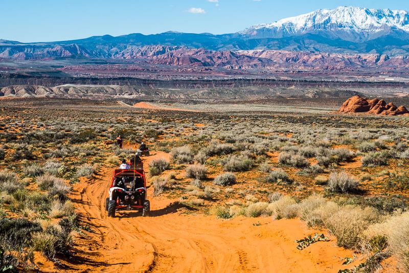 Things to do in St. George Utah