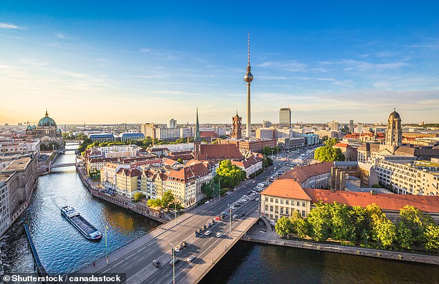 The budget carrier's Silly Season Sale includes cheap airfares to Berlin (pictured)