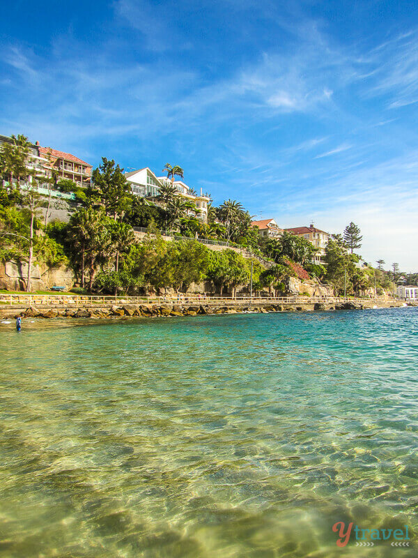 When in Sydney do the Manly Beach to Shelly Beach walk.