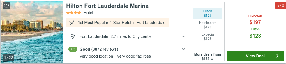 Fort Lauderdale Hilton Hotel from $123 a Night—Half Off! - 7
