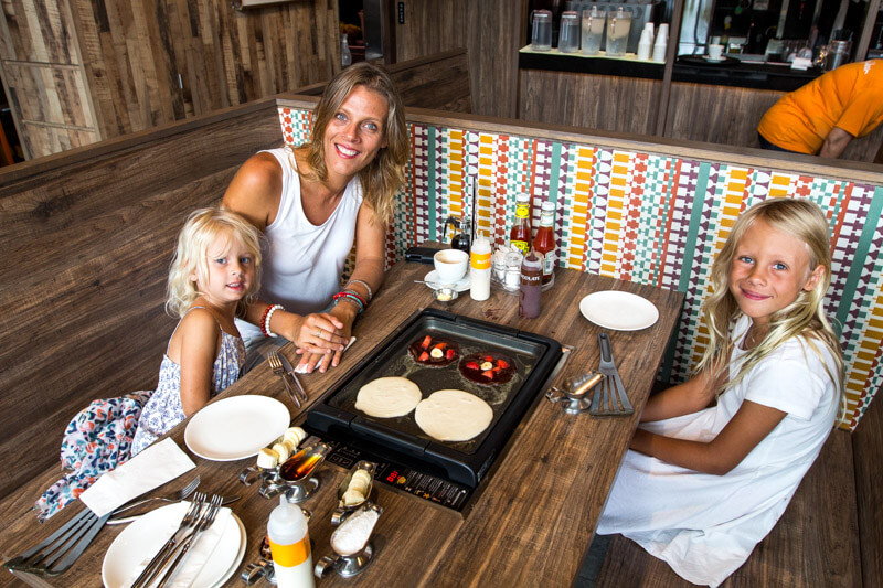 Slappy Cakes - places to eat in Singapore with kids