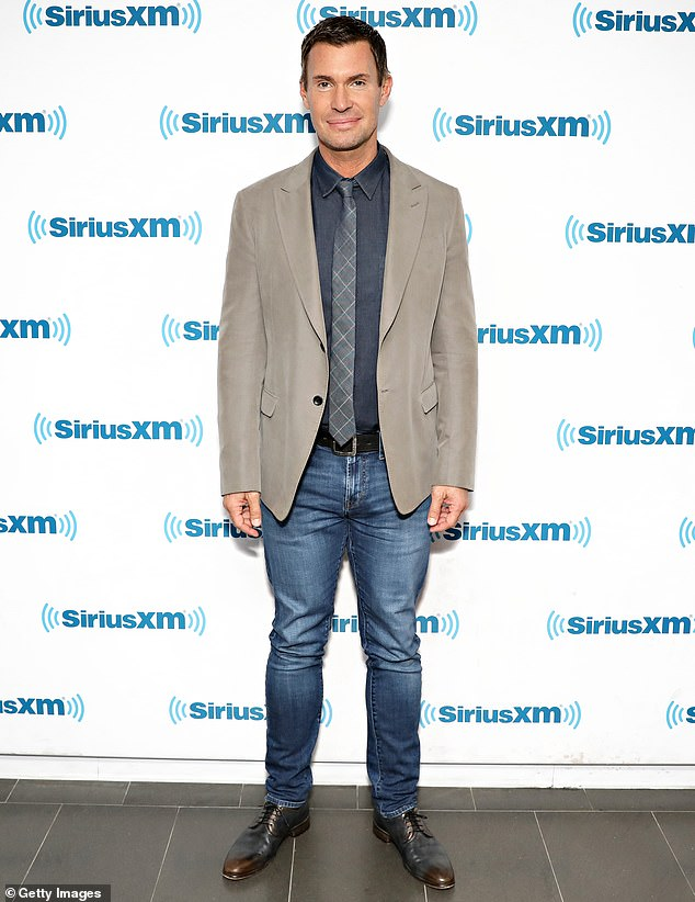 Racially insensitive: Jeff Lewis apologized on his SiriusXM radio show Jeff Lewis Live on Thursday for his racially insensitive behavior on the preceding two editions of his show