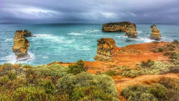Bay of Islands - Great Ocean Road, Australia