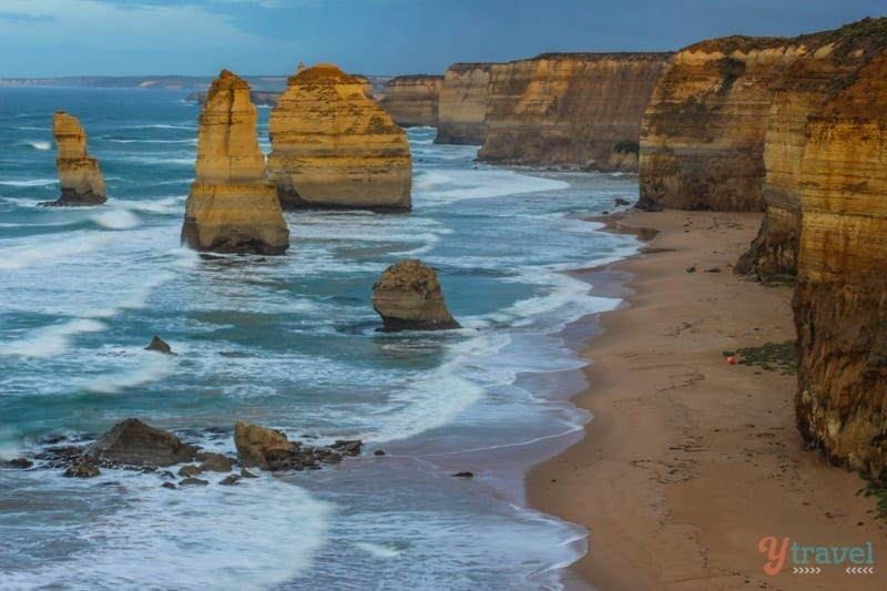 The Twelve Apostles - Great Ocean Road, Australia