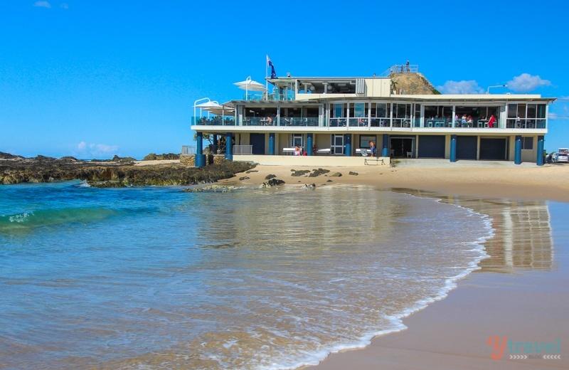 Currumbin Beach, Gold Coast, Australia