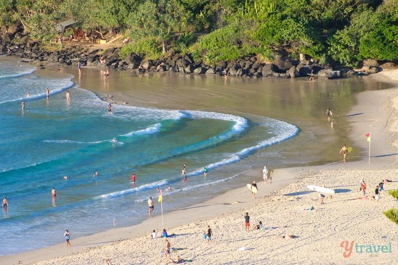 Greenmount Beach - Gold Coast, Australia