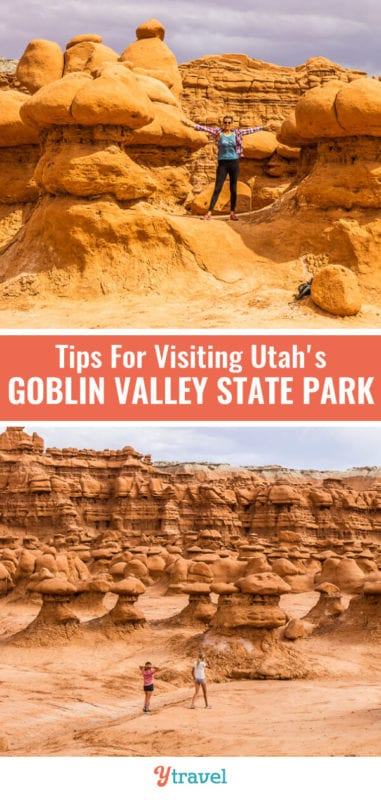 Planning to visit Utah on a Utah road trip? Don't miss Goblin Valley State Park, such a unique and interesting landscape. Yeah it's remote, but worth it if you have the time. Here are tips on what to do, how to get there, and where to stay!