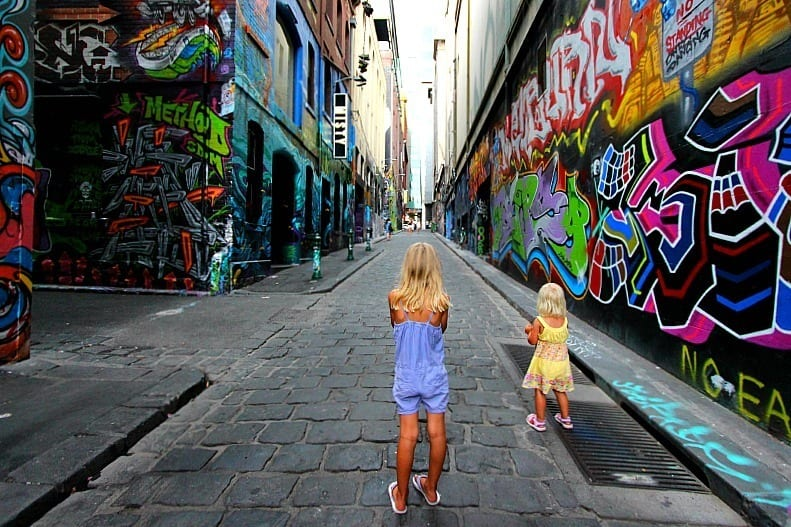 Hosier Lane - Things to do in Melbourne, Australia