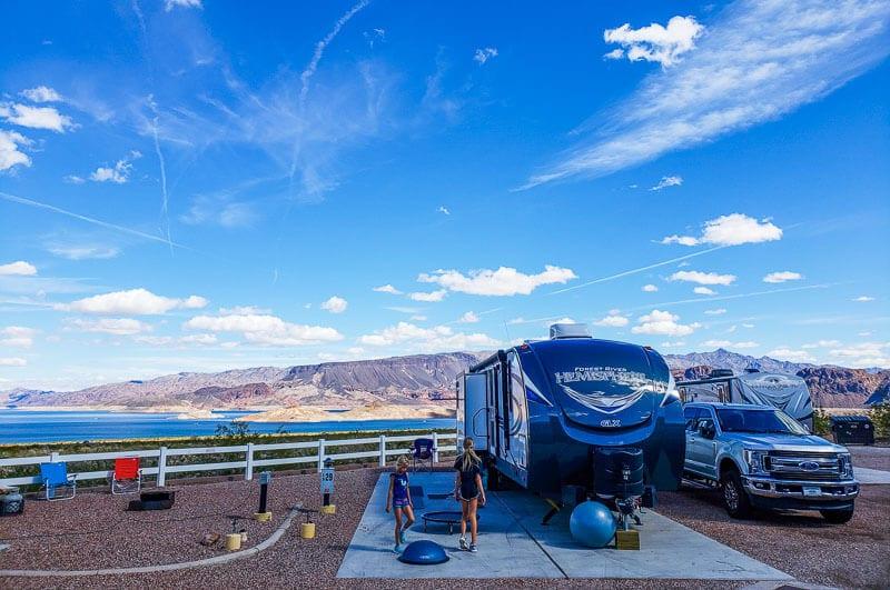 Lake MEad RV Village Nevada