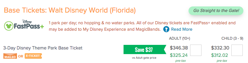 3-Night Orlando Vacation with Disney Day Pass from $289 - 12