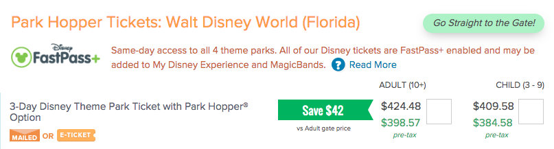 3-Night Orlando Vacation with Disney Day Pass from $289 - 8