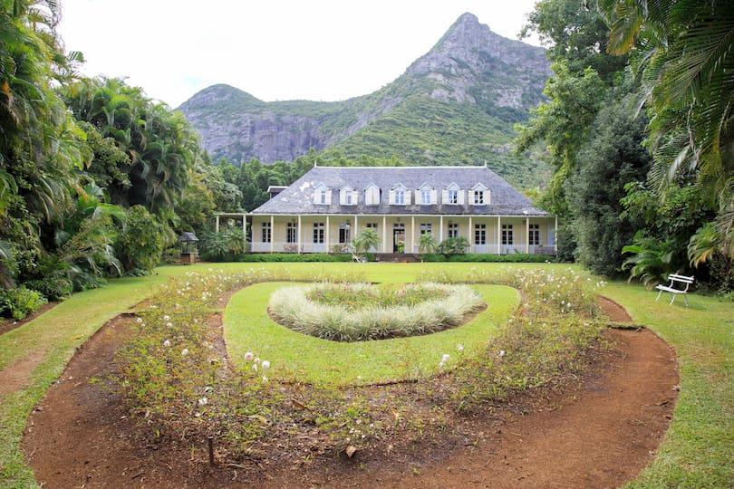 Eureka house, Mauritius.