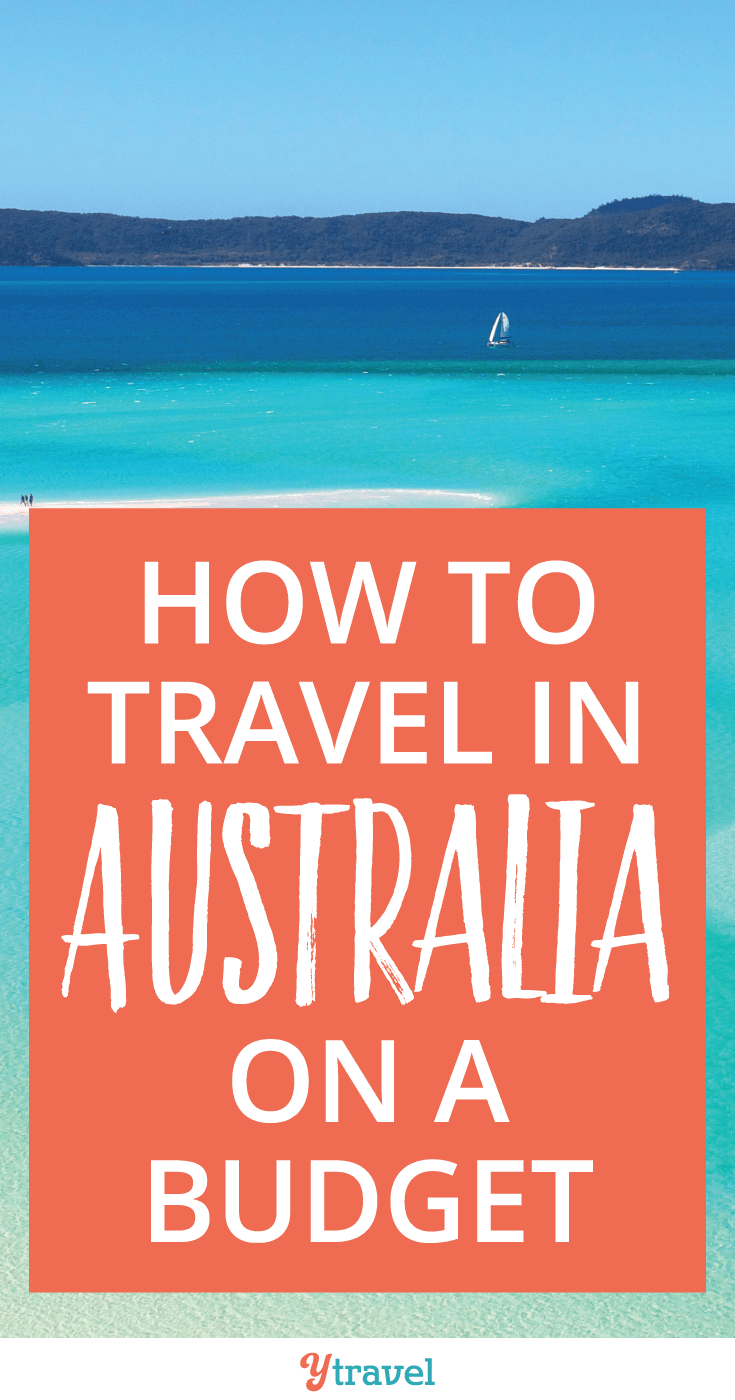 We know traveling through Australia is expensive. Check out this post that will tell you exactly how to travel in Australia on a budget.