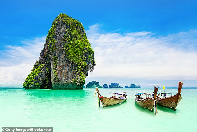 Travellers can get from Sydney to Ho Chi Minh for $219 or Phuket (pictured) for $209