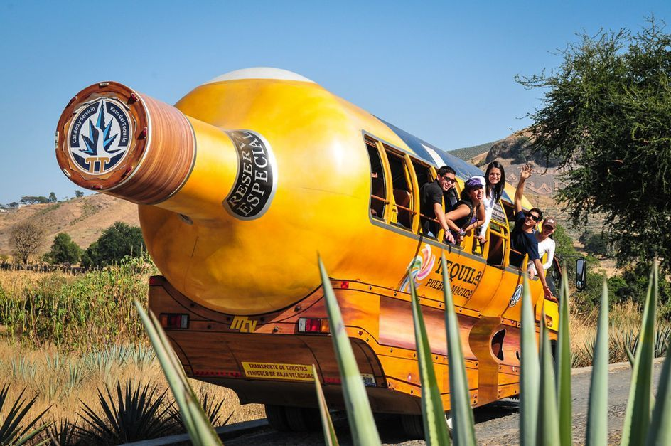Sleep in a Giant Tequila Barrel from $136—First Shot's On the House! - 2