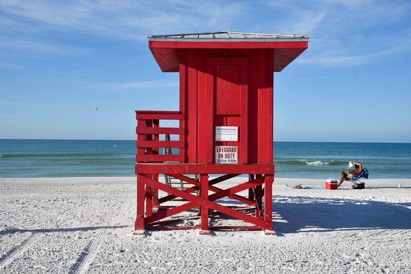 Sarasota Beach, Florida