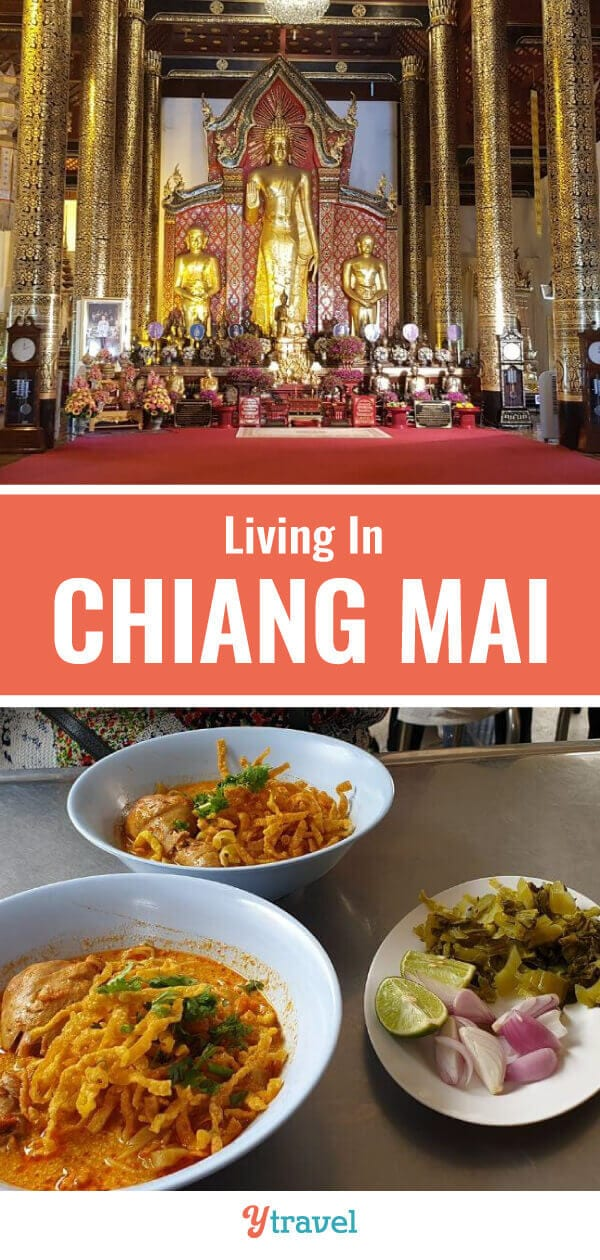 Planning a trip to Chinag Mai? If you don't know what to do in Chiang Mai inside are some great travel tips from someone who has been living in Chiang Mai. Get tips on where to stay, where to eat, things to see and more. | Thailand Travel | Southeast Asia | SEAsia | Asia Travel Tips | Asia Trip.