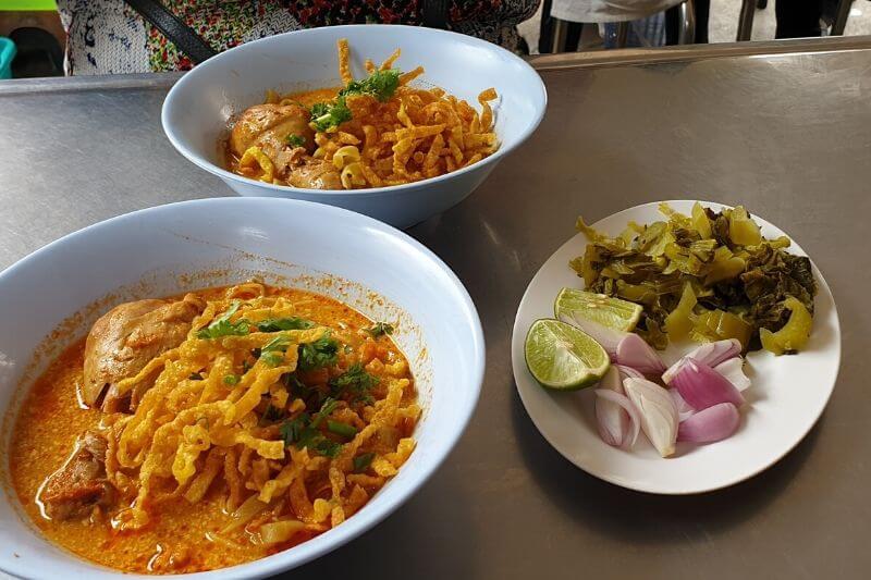 Khao Soy Chiang Mai's signature dish