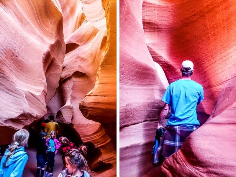 Lower Antelope Canyon Tours in Arizona