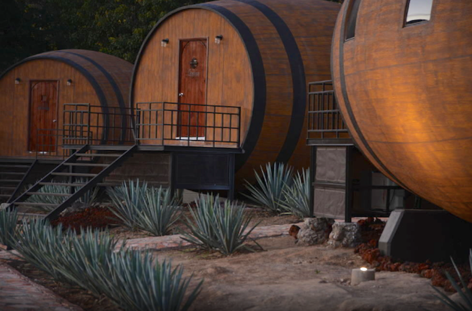Sleep in a Giant Tequila Barrel from $136—First Shot's On the House! - 5