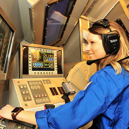 Adult Space Camp from Just $549—Train like an Astronaut!