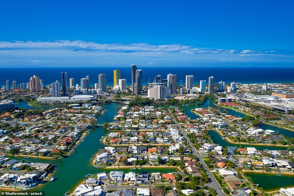 People living in city centre apartments may soon move to suburbs, such as Broadbeach on the Gold Coast, for more space and value, experts said, thanks to the new working from home culture meaning people can log on remotely