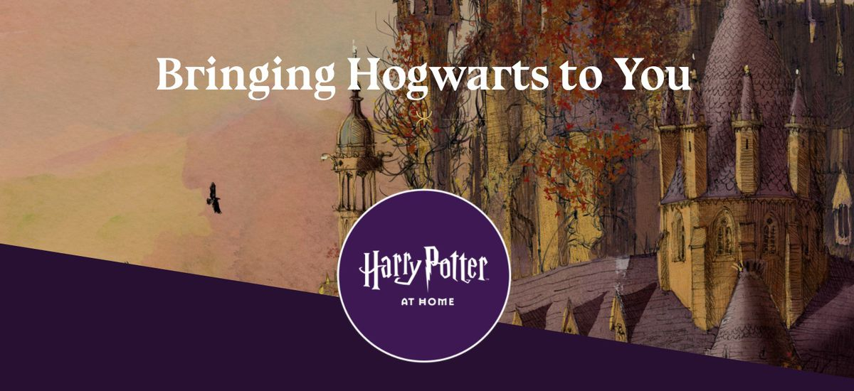 Hogwarts Now Offers Online Courses for Future Witches and Wizards!