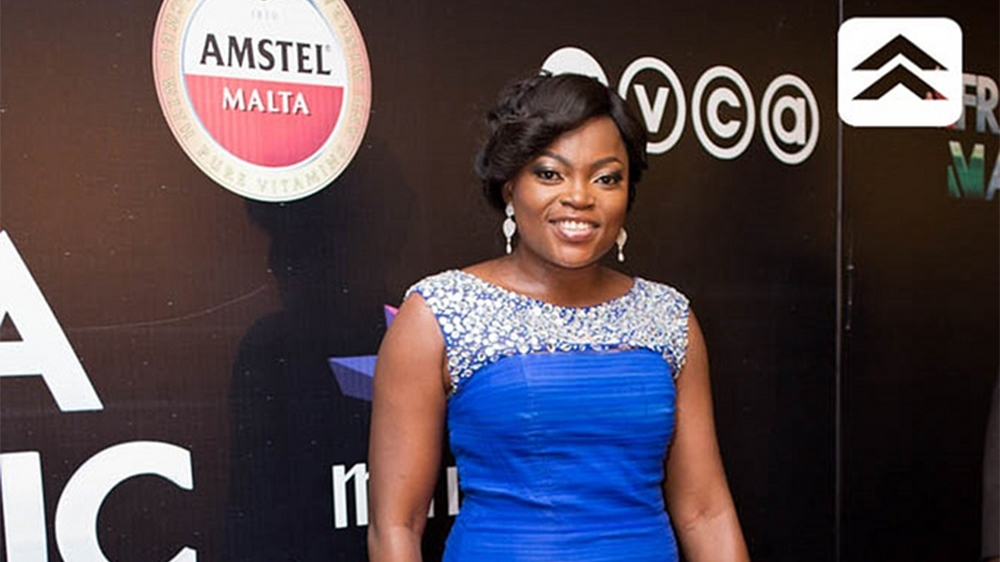 Funke Akindele at the 2014 Africa Magic Viewers Choice Awards [Ameyaw Debrah/CC]