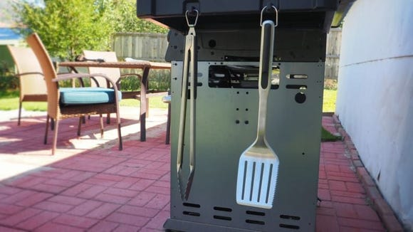 Get the good vibes going with a backyard barbecue.