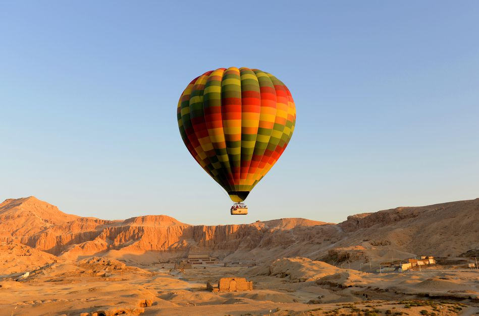 The Most Beautiful Hot Air Balloon Rides in the World! - 2