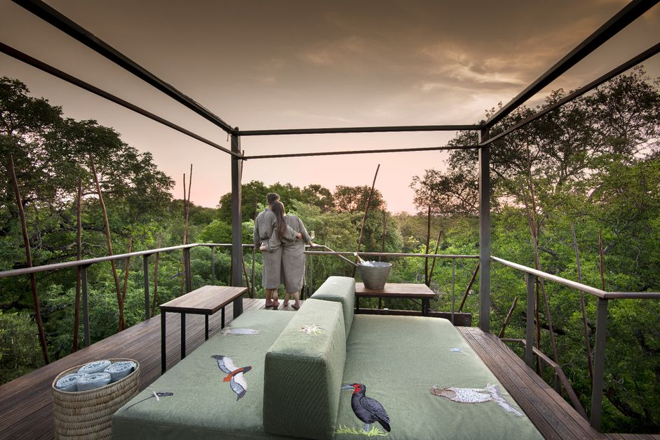 Experience Wildlife and Starry Skies in this South African Ngala Treehouse - 6