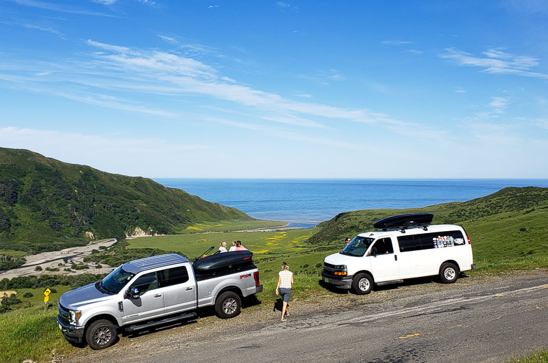 Lost Coast Headland