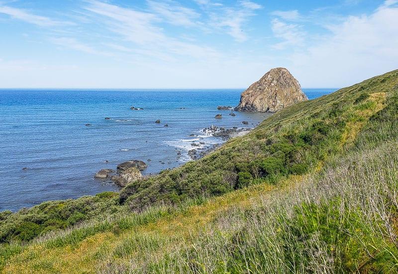 Lost Coast scenic drive